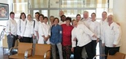 Personal Chef Association members visit Parma, Italy